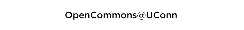 uconn honors thesis digital commons