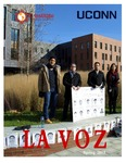 La Voz, Spring 2015 by El Instituto: Institute of Latina/o, Caribbean, and Latin American Studies