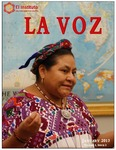 La Voz Spring 2013 by El Instituto: Institute of Latina/o, Caribbean, and Latin American Studies