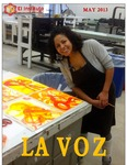 La Voz Spring 2013 issue two by El Instituto: Institute of Latina/o, Caribbean, and Latin American Studies