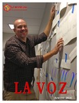 La Voz Spring 2014 by El Instituto: Institute of Latina/o, Caribbean, and Latin American Studies