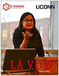 La Voz January 2015 by El Instituto: Institute of Latina/o, Caribbean, and Latin American Studies