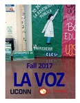 La Voz Fall 2017 by El Instituto: Institute of Latina/o, Caribbean, and Latin American Studies